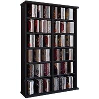 Libreria Chiusa Con Ante In Vetro.Amazon It Vetro Librerie Soggiorno Casa E Cucina