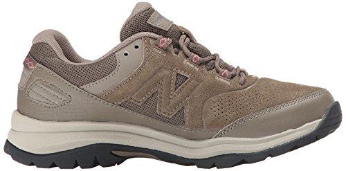 New Balance, Chaussures de Randonnée Basses Femme Bungee Chocolate