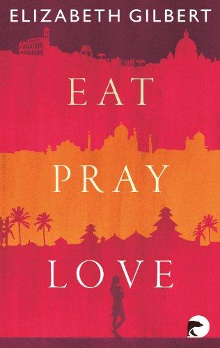 Buchcover Eat, Pray, Love
