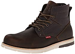 Levis Jax Boot Brown/Charcoal 9 D(M) US