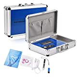 Filfeel Analizador magnético,45 Pruebas de aleación de Aluminio, adecuadas para Viajes de Negocios y Pruebas en Exteriores, para Proteger su Salud