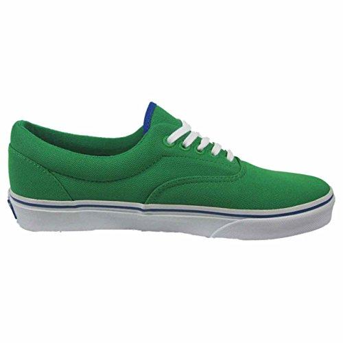 Vans Unisex Era MLX Canvas Trainer - Polo Verde Polo Verde