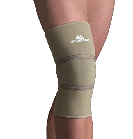 Thermoskin Thermal Standard Knee Support - Large 36.5 - 39.5cm (measure underneath knee cap with the knee slightly