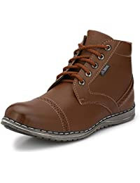 Freedom Daisy Men's 011023 Brogue Boots, Brogue Shoes, Brogue Men Shoes, Brogue Men Shoes Black, Brogue Men Shoes...