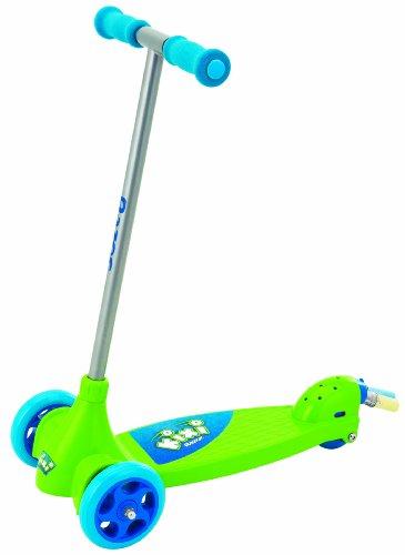 Razor Scooter Kixi Scribble, Blue/Green, 13073640 - Razor Roller 2-rad