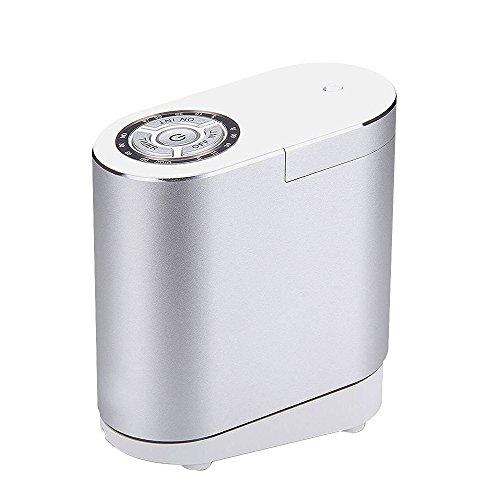 Smart Essential Oil Aromathery diffusore-umidificazione Intelligente ad ultrasuoni Automatico carenza di Acqua e la Funzione di spegnimento,White