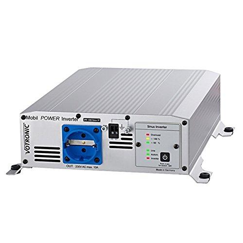 Preisvergleich Produktbild Votronic 3169 MobilPOWER SMI 1500 Sinus ST 12V 230V Spannungswandler