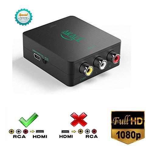 Akale rca composite cvbs av to hdmi video audio converter adapter akale rca composite cvbs av to hdmi video audio converter publicscrutiny Image collections