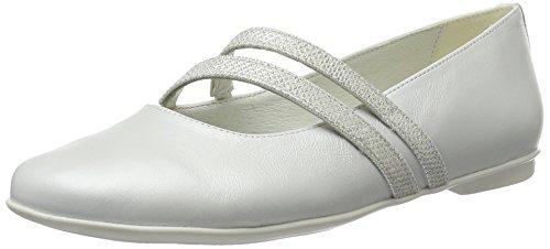 Primigi Mädchen PFR 7212 Geschlossene Ballerinas, Weiß (Bianco), 33 EU