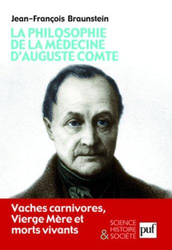 La philosophie de la médecine d'Auguste Comte