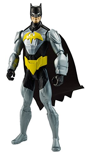DC UNIVERSE - ARMOR BATMAN - Action Figure 30 CM - 100% ORIGINALE MATTEL