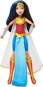 DC Superhero Girls Gala Intergaláctica Wonder Woman (Mattel FCD32)
