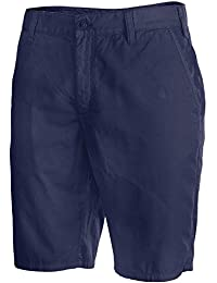 Kariban Herren Sommer Bermuda Shorts Unifarben