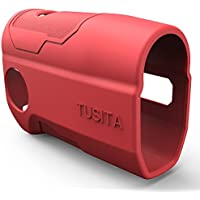 TUSITA Protective Cover for Bushnell Tour V3 Slope V3 Tournament, Golf Laser Rangefinder Accessories Replacement Silicone Case Skin