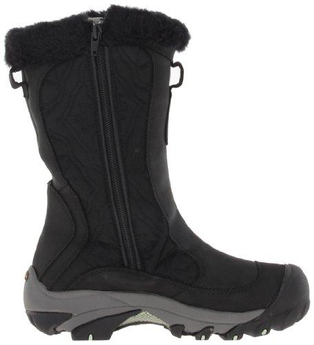 Hiver des bottes de neige de femmes Keen 1009584 BETTY BOOT II Brindle Arabesque Beige Black/Misty Jade