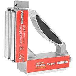 FTVOGUE Dual Switch Appareil de Soudure de 90 Degrés à Double Commutateur pour Montage de Tuyaux de Soudage Installation