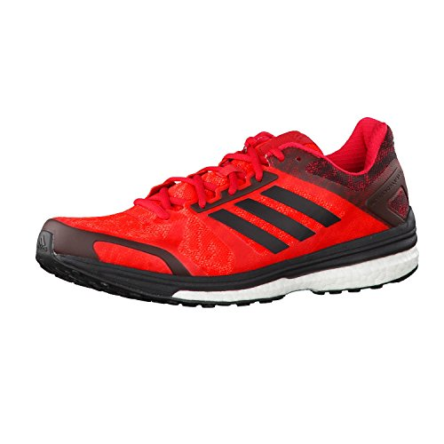 adidas Supernova Sequence 9, Scarpe da Corsa Uomo Red