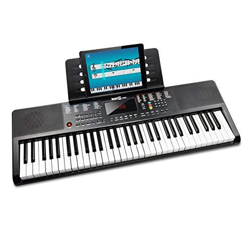Imagen de Teclados Electrónicos Musicales Rockjam por menos de 55 euros.