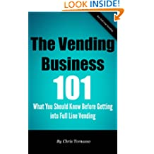 Vending Business 101: What You Should Know Before Getting in to Full Line Vending