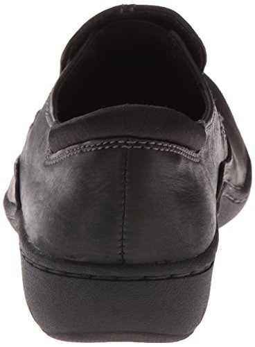 Skechers Washington Seattle Slip-on Mocassins Black Closure
