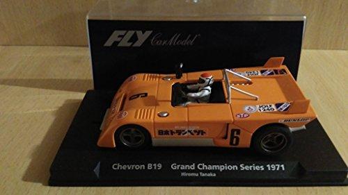Scalextric fly chevron grand champion series 1971