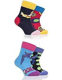 Beatles Sock Box Set 12-24M Kids Multi