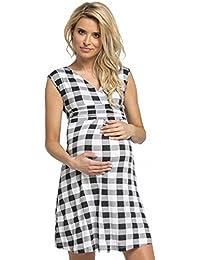23235d4580 Amazon.it: quadri - Abbigliamento premaman / Donna: Abbigliamento