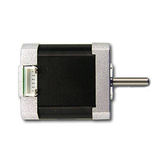 HICTOP Nema17 moteur 42 stepper 1.5A 57oz.in 40mm 4-plomb pour Makerbot Reprap I3 Universal Imprimante 3D Hobby CNC