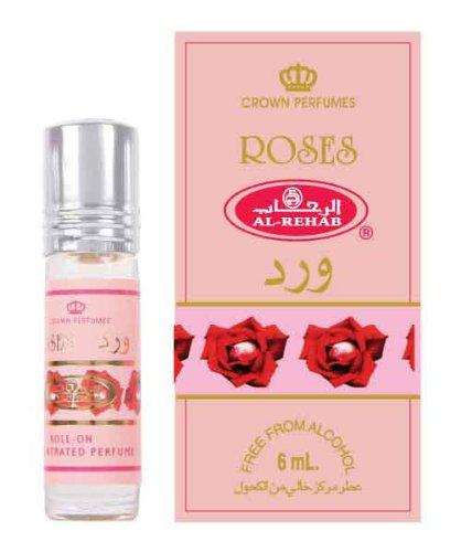 Rosen Parfüm Öl - 6ml Von Al Rehab
