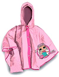 LoL Surprise Impermeable Chubasquero Poncho
