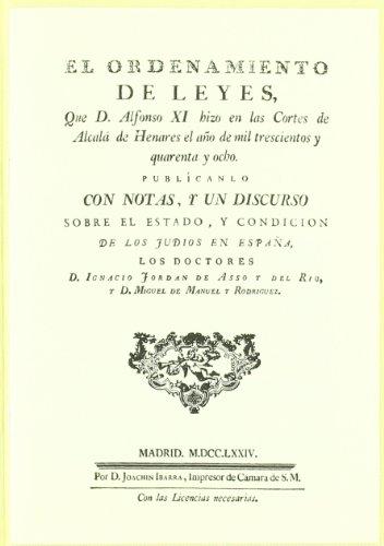 Ordenamiento de Leyes de Alcalá de Henares de 1348