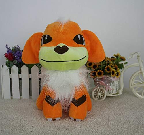djxgnbm Plüschtiere, Puppen, Zeichentrickfiguren, Haustier Monster Baby Plüsch Puppe Anime Charakter Plüschtier 30cm -