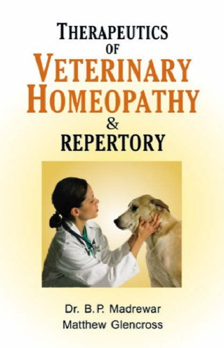 Therapeutics of Veterinary Homoeopathy and Repertory