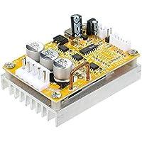 Docooler 350W 5-36V Corriente Continua Motor Conductor BLDC Brushless Controlador Tres Fases Motor Accesorios Amplio Voltaje Alto Poder