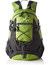 Black Crevice Mochila Explorer 15 Verde