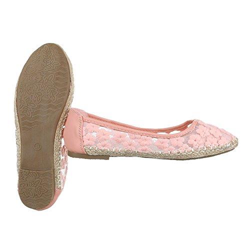 Ital-Design, Ballerine donna Rosa
