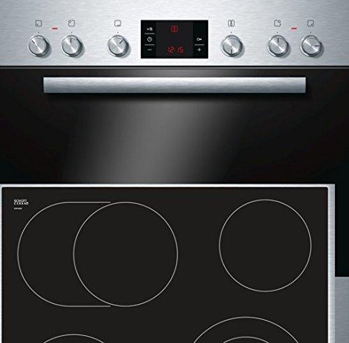 Bosch HND22PS51 Backofen-Kochfeld-Kombinationen (Einbau) / 59,5 cm / 61 L / 3D Heißluft Plus