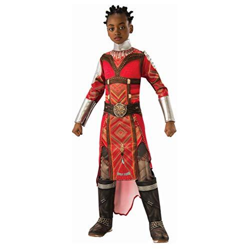 Unbekannt Target Girls' Black Panther Dora Milaje Halloween Costume, Small ()