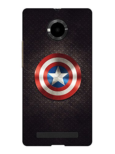 TREECASE Designer Printed Hard Back Case Cover For Micromax Yu Yuphoria YU5010