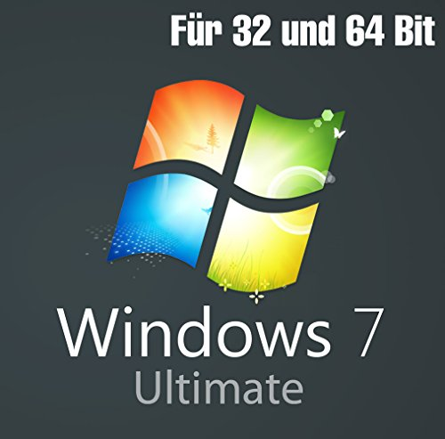 Windows 7 Ultimate OEM Product Key l 1 PC l 32-/64-Bit (Windows 7 Ultimate Key)