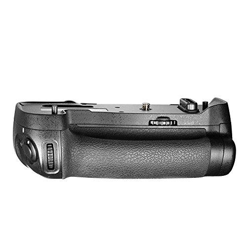 Neewer Batteriegriff (MB-D17 Ersatz) funktioniert mit 1 Stück EN-EL15 Batterie oder 8 Stück AA-Batterien für Nikon D500 Kamera