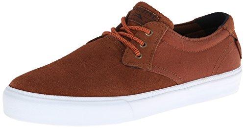 Lakai Mj, Chaussures de skateboard homme Marron (Copper Suede)