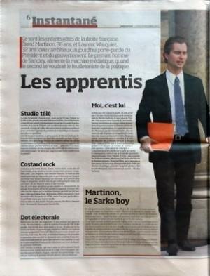 LIBERATION N? 8235 du 29-10-2007 HISTOIRE DU JOUR - LES PUCES DE SAINT-OUEN EN GUERRE CONTRE LE DUC DE WESTMINSTER - CULTURE - CONFESSIONS DU ROCKER DEJANTE PETE DOHERTY - INSTANTANE - LES PREMIERS PAS DE DAVID MARTINON ET LAURENT WAUQUIEZ HERAUTS DU POUVOIR - SPORTS - PSG - LE RISQUE DE LA JEUNE GARDE - IMMIGRATION CHOISIE - LES QUOTAS SARKOZY - EXCLUSIF - LIBERATION S+?EST PROCURE LA LISTE DES METIERS ELABOREE PAR LE GOUVERNEMENT AFIN DE CONTROLER L'ACCES DES ETRANGERS AU TERRITOIRE FRANCAI...
