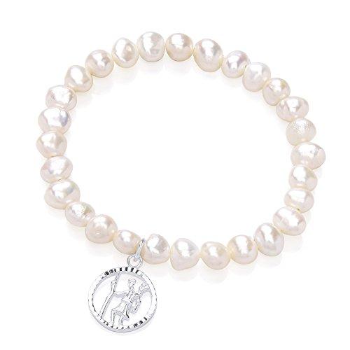 jodi-rose-freshwater-pearl-and-sterling-silver-st-christopher-charm-bracelet-of-length-65-cm