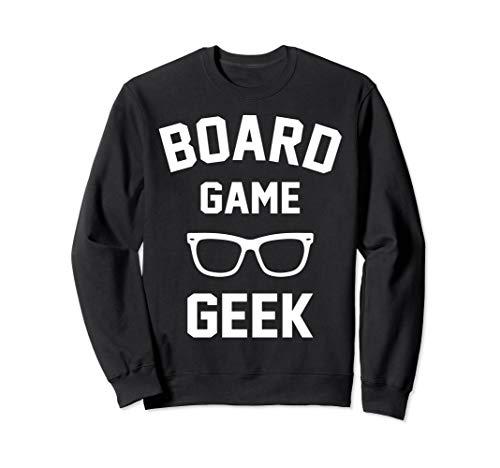Board Game Geek - Brettspieler, der Geschenk spielt Sweatshirt
