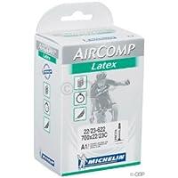 Michelin AIRCOMP LATEX CARRETERA - 23C Latex Presta Valvula 42 Mm