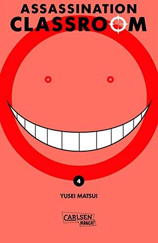 Buchseite und Rezensionen zu 'Assassination Classroom, Band 4' von Yusei Matsui