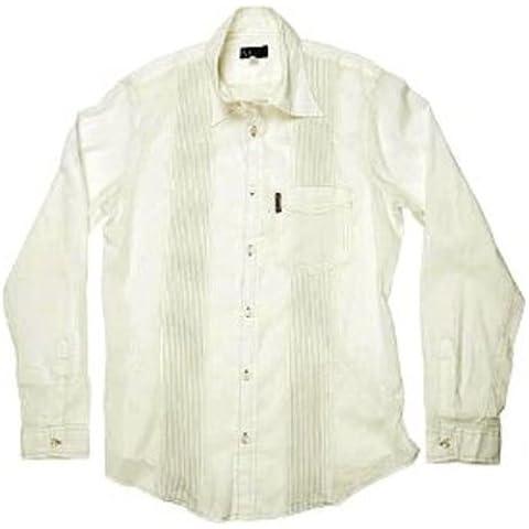 Armani Jeans shirt. AJM0637 a maniche lunghe, uomo