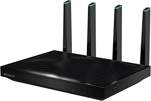 Netgear Nighthawk X8 R8500-100PES Tri-Band Quad-Stream Wi-Fi Router