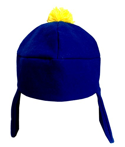 craig-tucker-south-park-kostum-hut-blau-fleece-ski-cap-comedy-central-tv